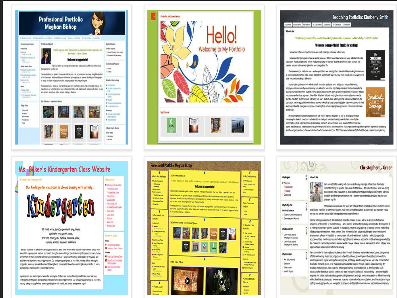 A Great Tool Students and Teachers Can Use to Create Customized Portfolio Websites