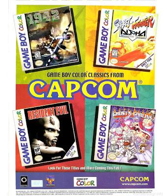 Γνωρίστε το -ακυκλοφόρητο- rom του Resident Evil για το GBC 1