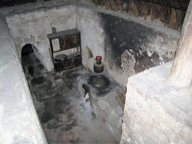kitchen ben duoc cu chi tunnels vietnam