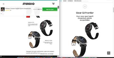 Smartwatch : une arnaque nommée Radiance A3, A Unix Mind In A Windows World