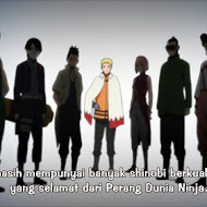 Boruto: Naruto Next Generations Episode 40 Subtitle Indonesia