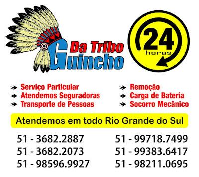 Guinchos Porto Alegre melhor preço
