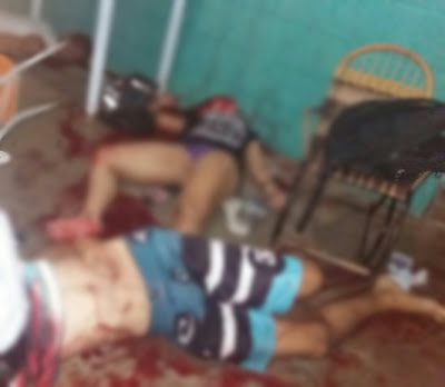 Primeira chacina do ano em Fortaleza deixa cinco mortos e três feridos