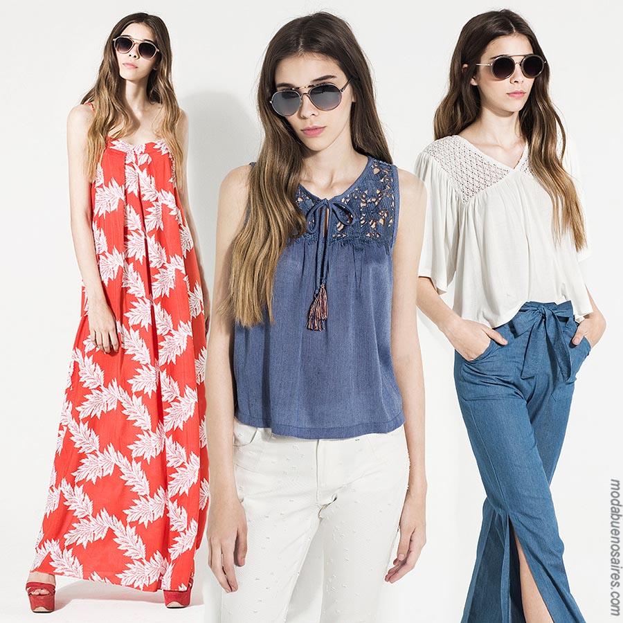 Moda primavera verano 2018 moda y tendencias en buenos for Tendencias moda verano 2017
