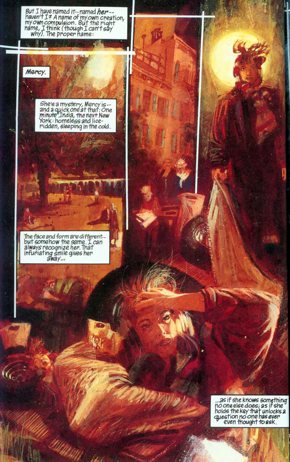 Read online Mercy comic -  Issue # Full - 10