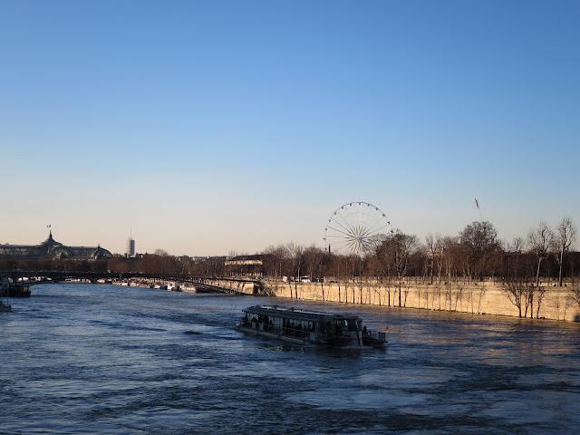 la Seine - papillottes.blogspot.com