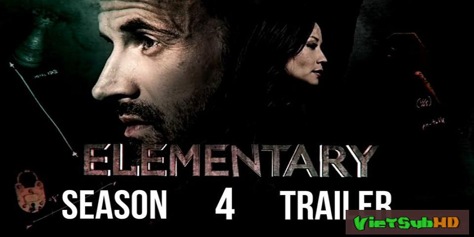 Phim Điều Cơ Bản (phần 4) Hoàn Tất (24/22) VietSub HD | Elementary (season 4) 2015