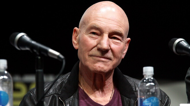 Sir Patrick Stewart Reveals He Relies On Cannabis To Fully Function