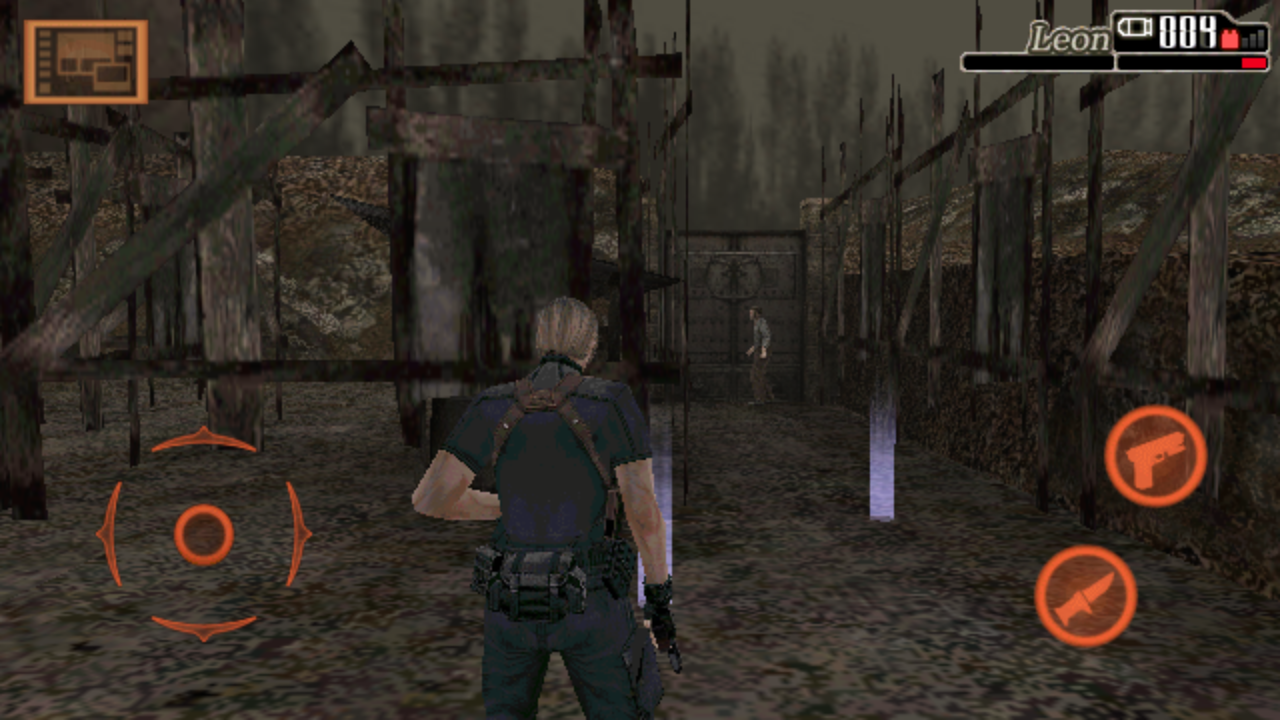 how to resident evil 4 android welcome to