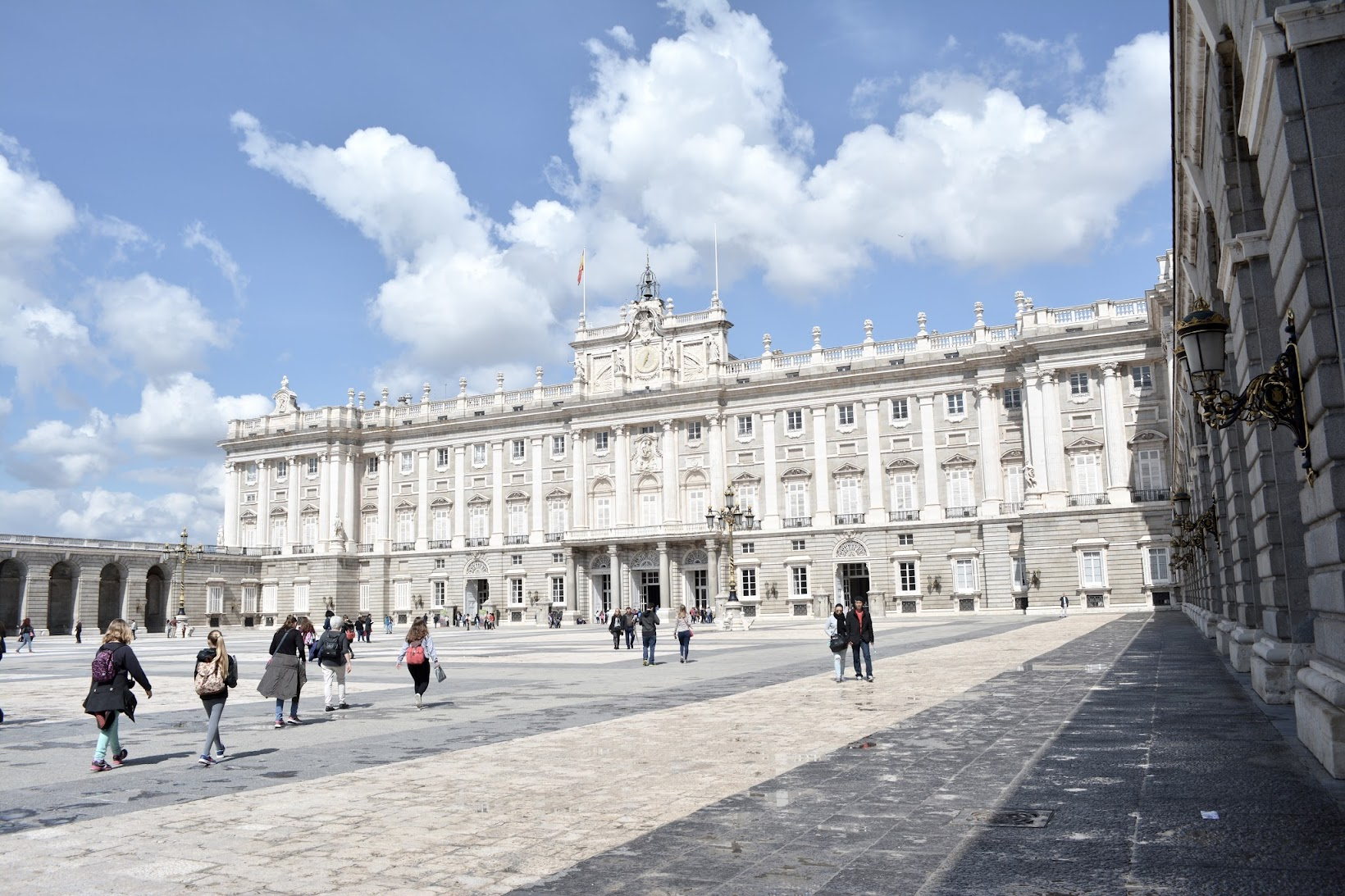 The Royal Palace of Madrid, El Palacio Real de Madrid, Visit Madrid, Madrid sights