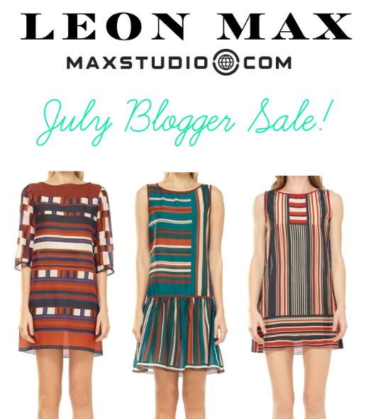 Belle de Couture: MaxStudio.com July Blogger Sale