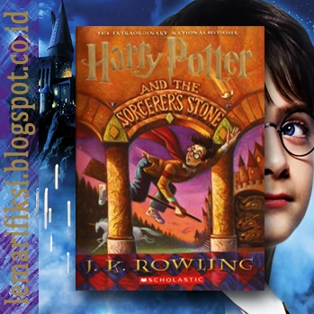 #3   Harry Potter and The Sorcerer's Stone - JK Rowling