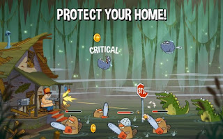 Swamp Attack Apk Mod Cheats Unlimited Coins And Money Hack Free Download For Android