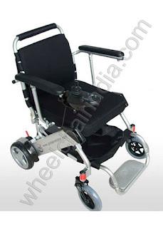 Golden Motor Wheelchair