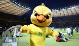 FANTASIA - Mascote da Copa do Mundo