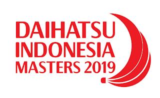 Live Skor Indonesia Masters 2019