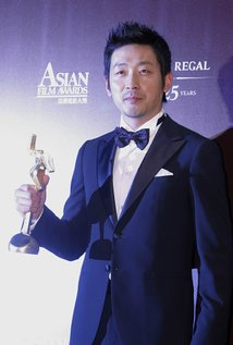 Jung-woo Ha. Director of Chronicle Of A Blood Merchant