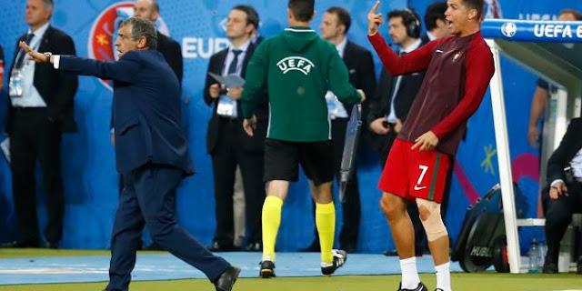 Mourinho kecam tingkah Cristiano Ronaldo di Euro 2016