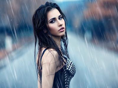 Kena air hujan bisa sakit