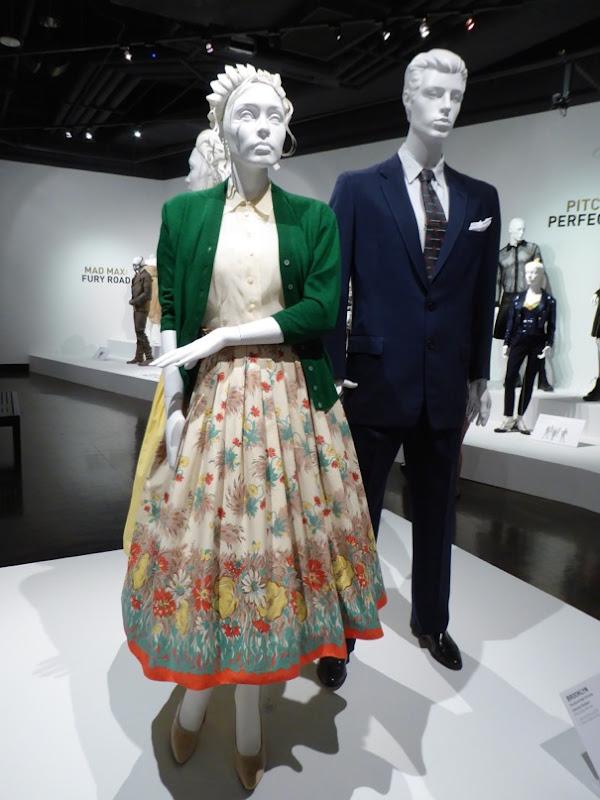 Brooklyn movie costumes FIDM Museum