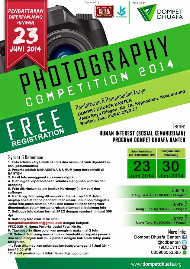 #Lomba Photography Dompet Dhuafa Banten 2014