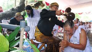 Ritual Buang Sengkolo atau Ruwatan