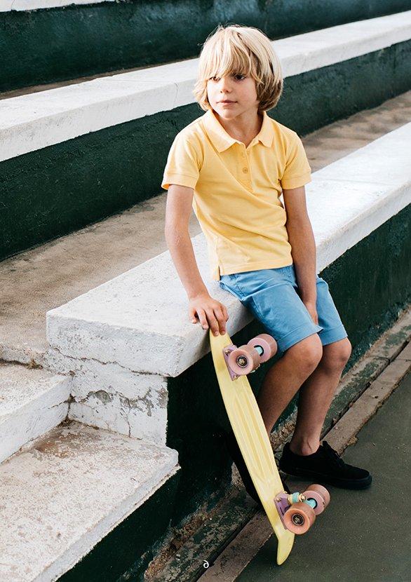 Moda infantil para varones