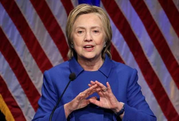 U.S. judge orders unsealing of Clinton email probe search warrant