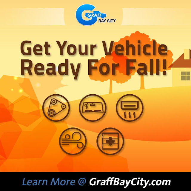 Fall Car Care with Graff Bay City