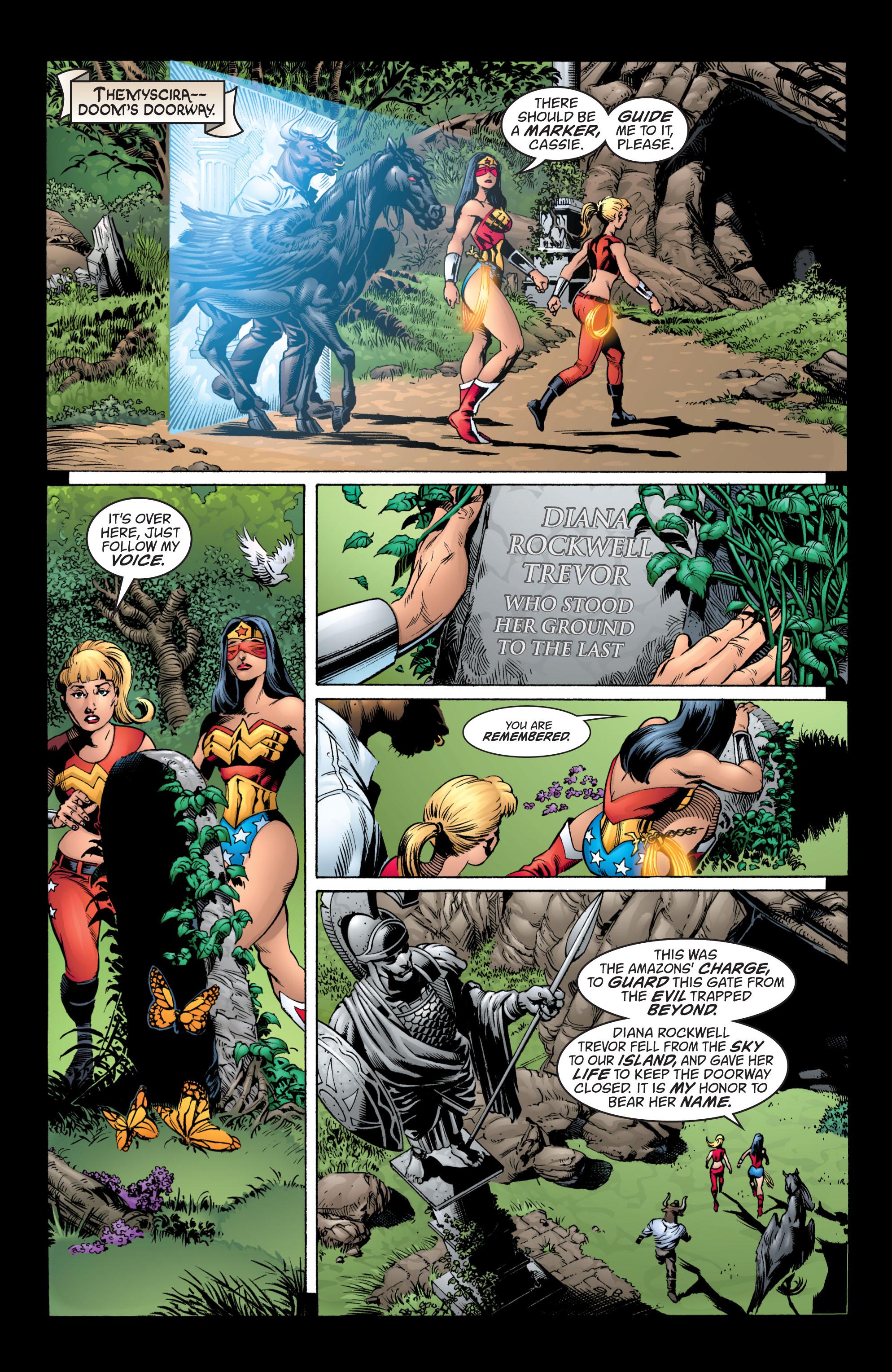 Read online Wonder Woman (1987) comic -  Issue #215 - 18