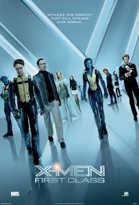 X: First Class Poster