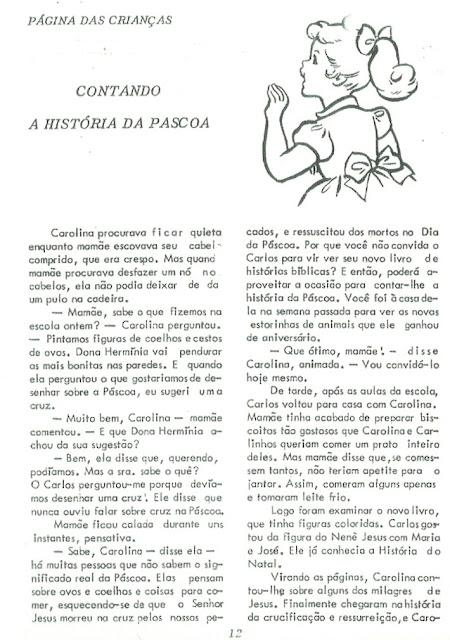Cantinho Das Historias Biblicas Contando A Historia Da Pascoa