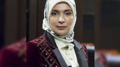 Mantap !!! Aina Gamzatova, Wanita Muslim Rival Putin di Pilpres Rusia