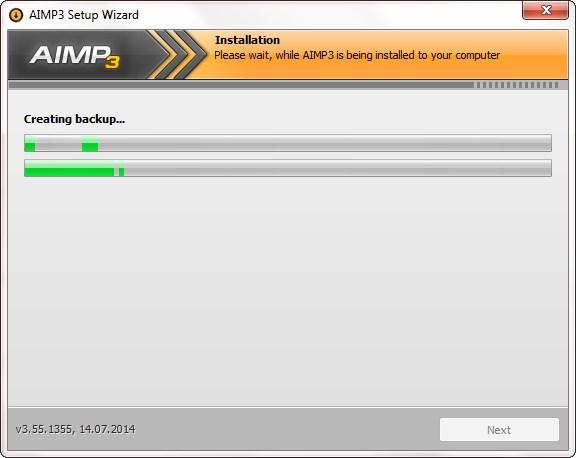 Sebuah software yang di gunakan untuk memutar musik mp Cara Install AIMP Player