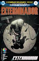 DC Renascimento: Exterminador #20