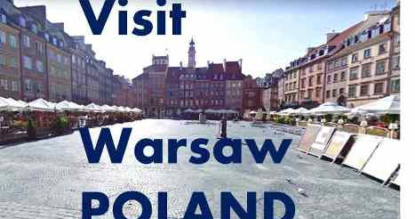 Visit Poland for Free at 10+ Popular Places in Warsaw ~ Popular Places to Visit in the World