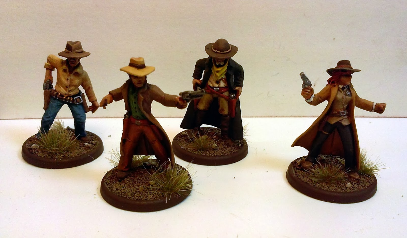 Wargames and Railroads: Citizens of Calamity - Shootists ...