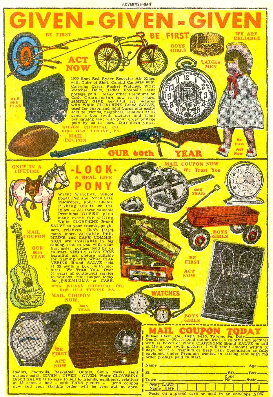 Strange Adventures (1950) issue 54 - Page 33