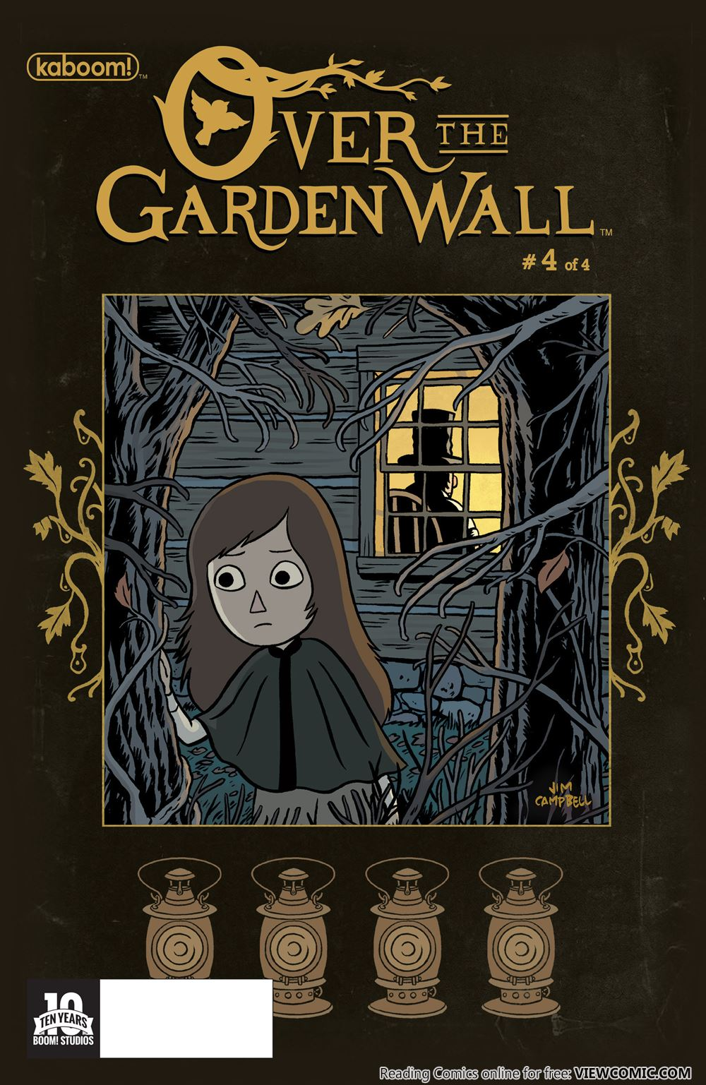 Over The Garden Wall 004 2015 Read All Comics Online For