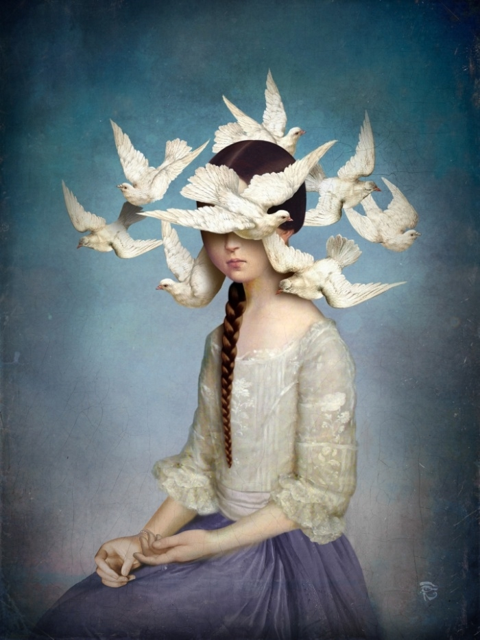 06-The-Beginning-Christian-Schloe-Digital-Art-combining-Dreams-with-Surreal-Paintings-www-designstack-co