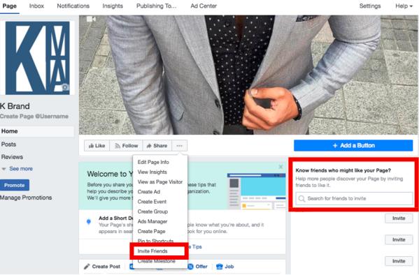 How To Make An Page On Facebook<br/>