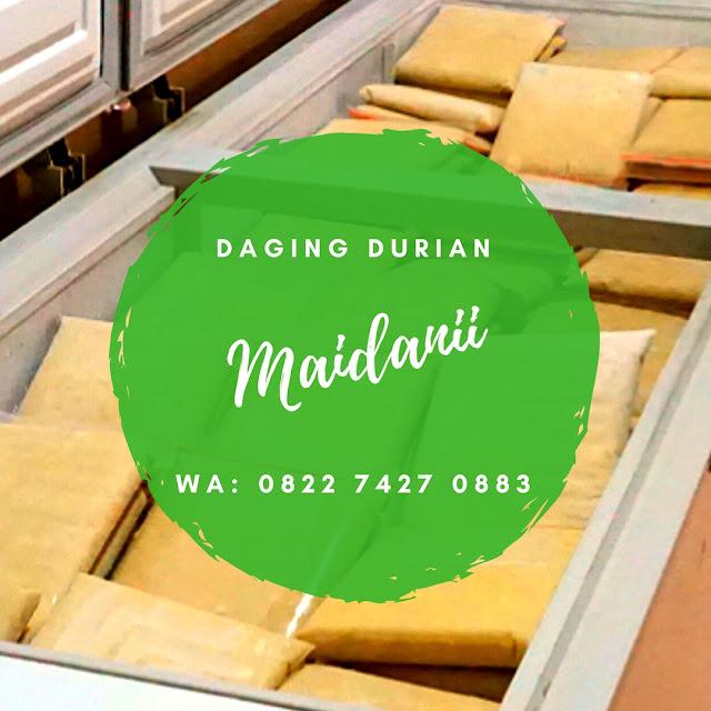Agen Daging Durian Medan Berkelas di Lumajang