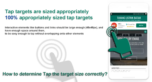 Tap Targets