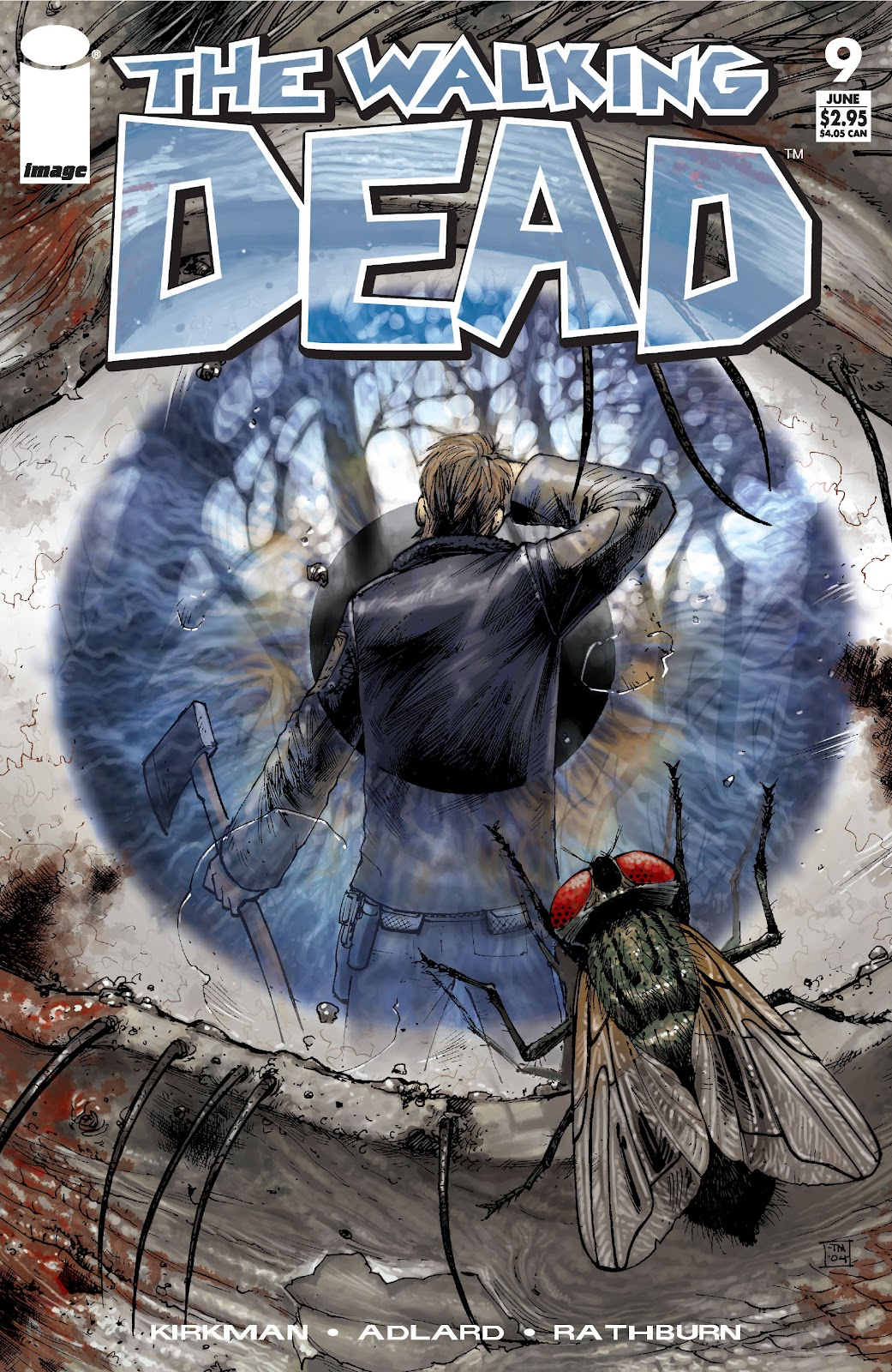 The Walking Dead issue 9 - Page 1