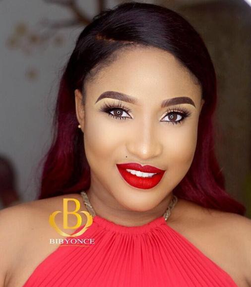 tonto dikeh weight gain