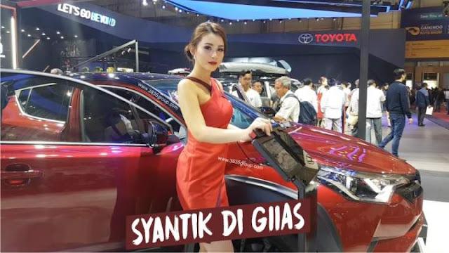 SPG Syantik GIIAS