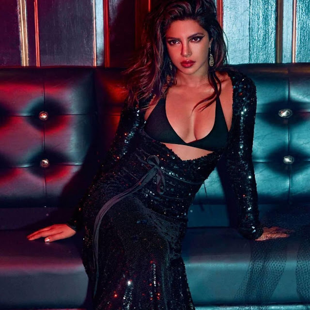 Priyanka Chopra Cover Photo - Vogue Magazine - Sep 2017