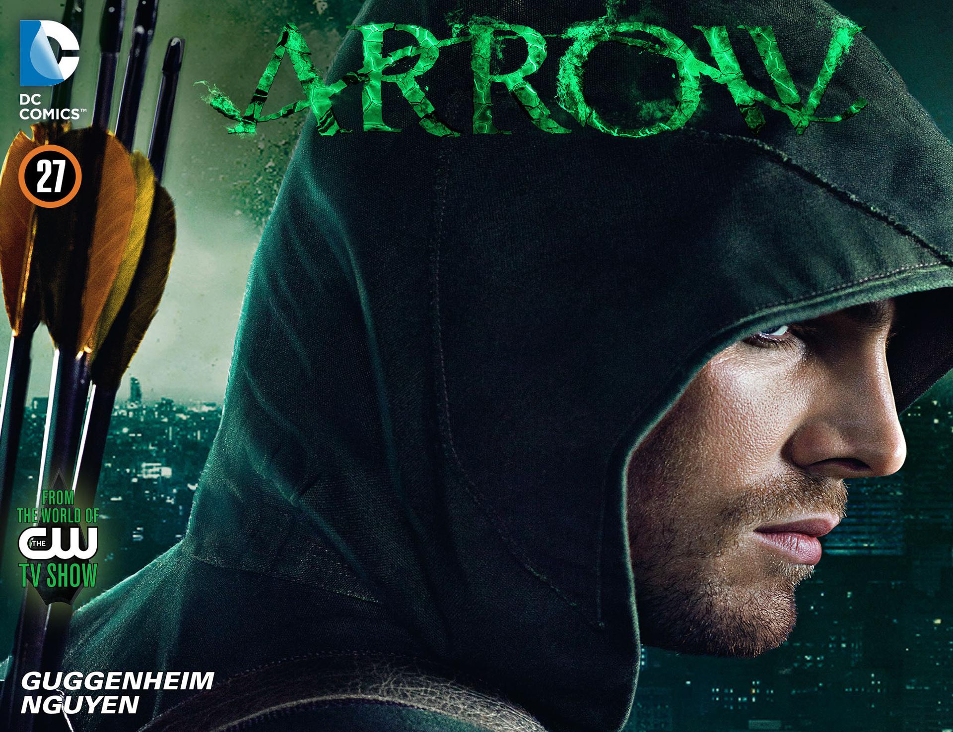 Read online Arrow [II] comic -  Issue #27 - 1