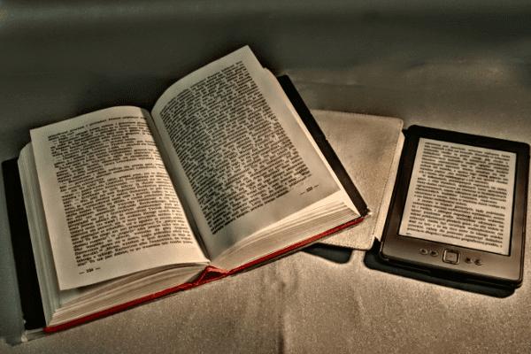 ebook vs libri cartacei