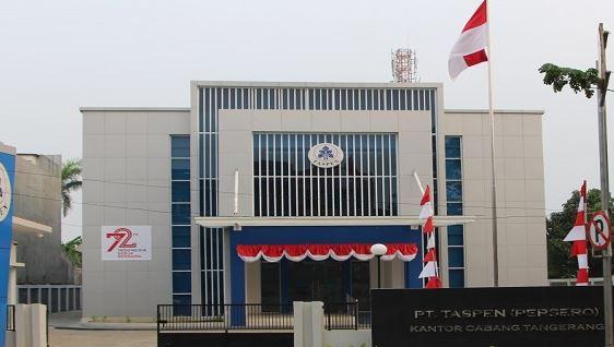 Alamat Lengkap Dan Nomor Telepon Kantor Cabang Taspen Se-Indonesia